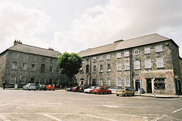 1751- John&#8217;s Square, Limerick
