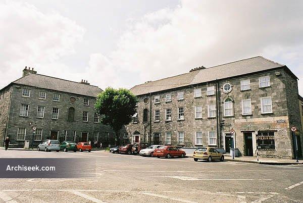 1751- John's Square, Limerick