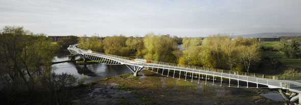 2007 &#8211; University of Limerick Living Bridge