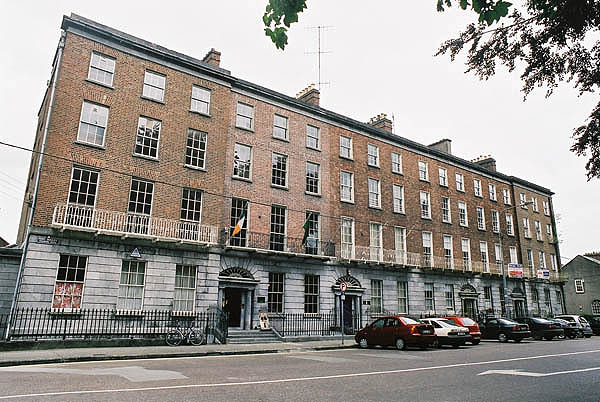 1839 &#8211; Tontine Terrace, Pery Square, Limerick