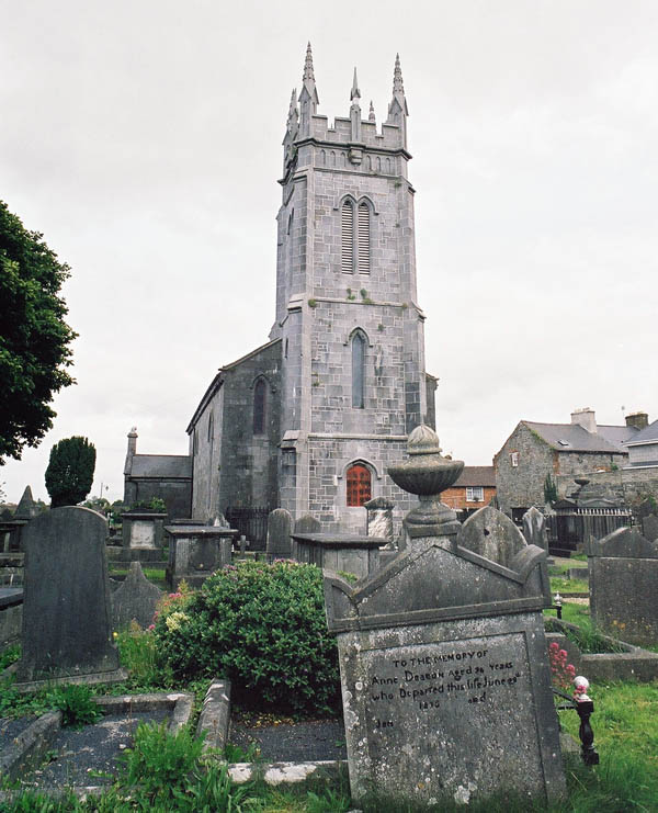 1827 &#8211; St Munchin&#8217;s Church of Ireland, Limerick