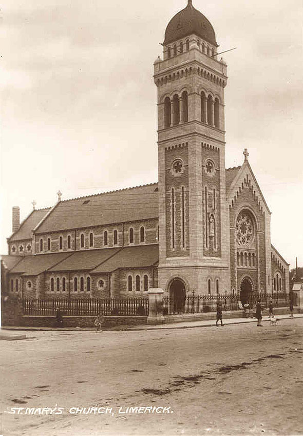 1932 &#8211; St. Mary&#8217;s Church, Limerick, Co. Limerick