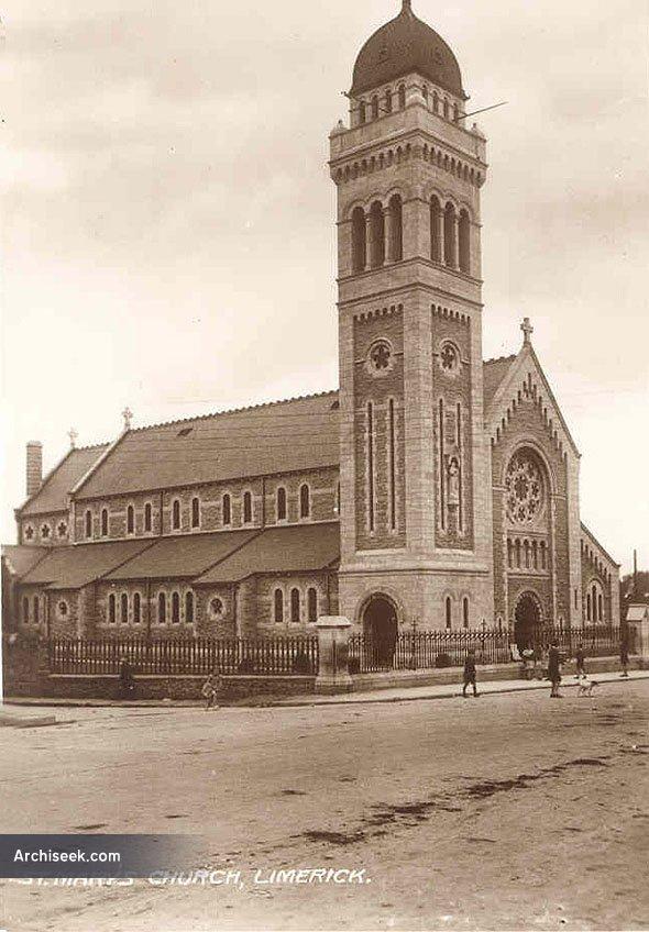 1932 – St. Mary's Church, Limerick, Co. Limerick