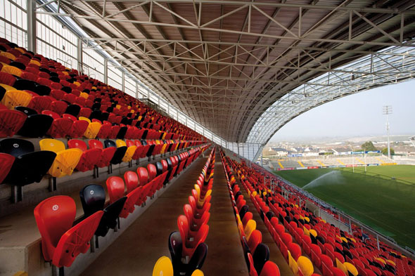 Limerick&#8217;s Thomond Park wins architecture award