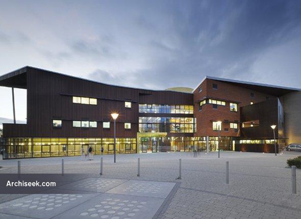 2010 – Irish World Academy of Music and Dance, Limerick