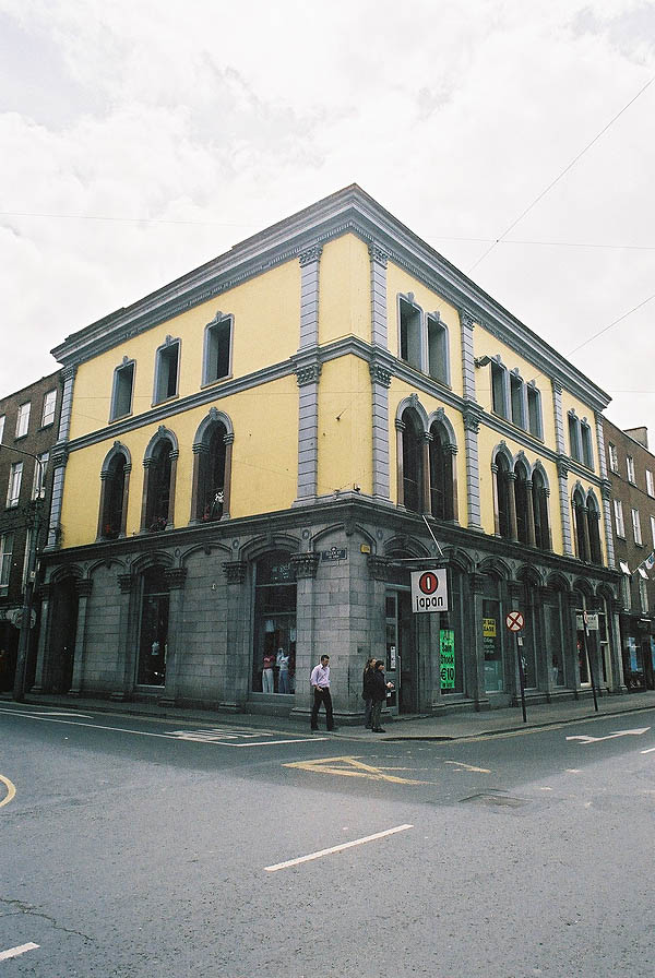 1872 &#8211; Ormston House, Nos.9-11 Patrick St., Limerick