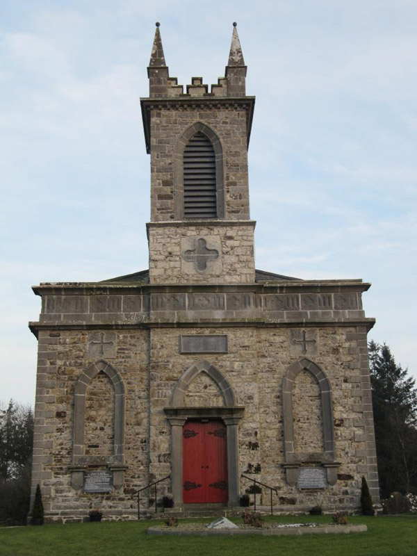 1810 &#8211; St Patrick&#8217;s Church of Ireland, Ardagh, Co. Longford