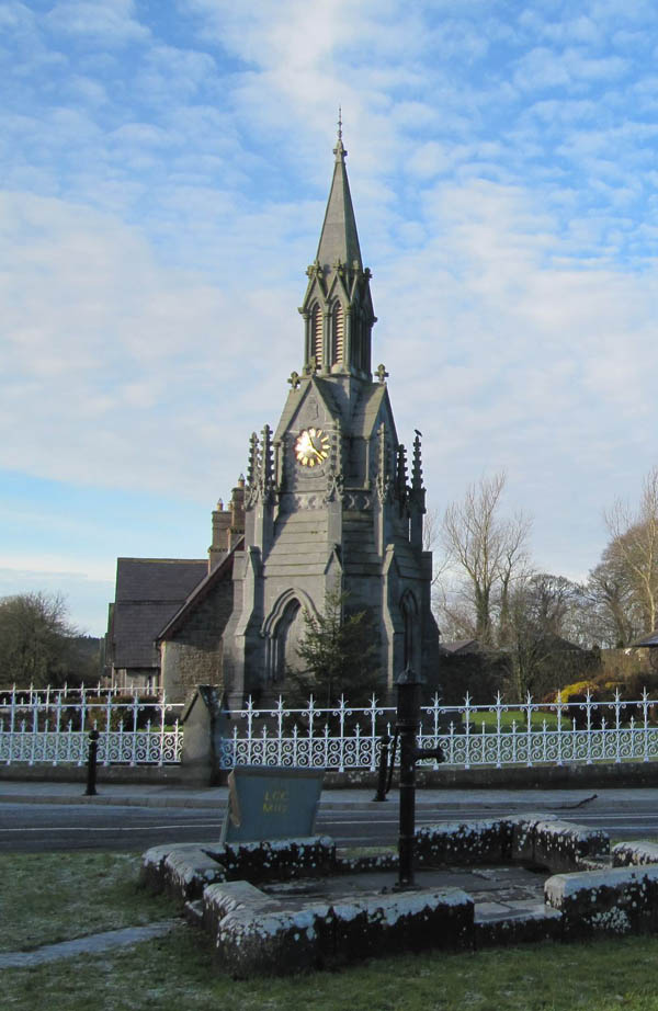 1861 &#8211; Featherstone Memorial, Ardagh, Co. Longford