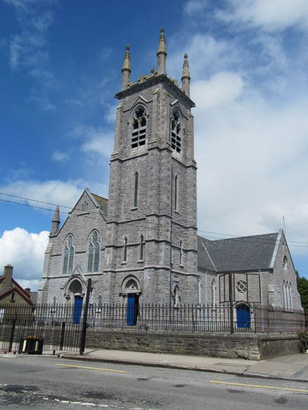 1906 – St. Matthew's Church, Ballymahon, Co. Longford