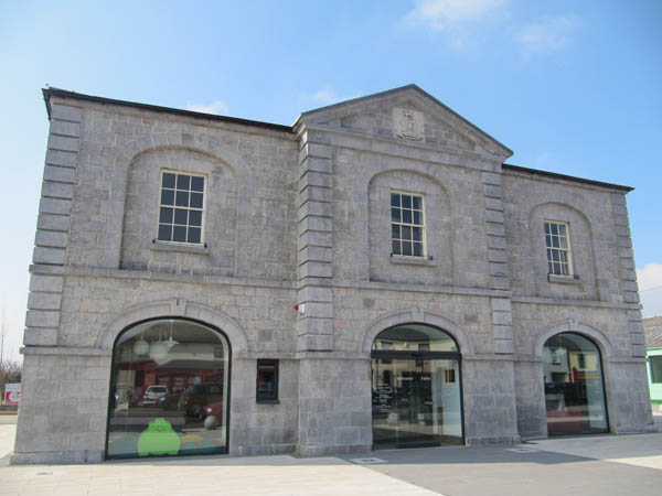 1819 – Library, Ballymahon, Co. Longford