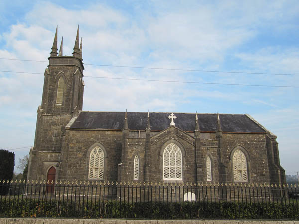 1832 &#8211; Saint George&#8217;s Church, Kenagh, Co. Longford