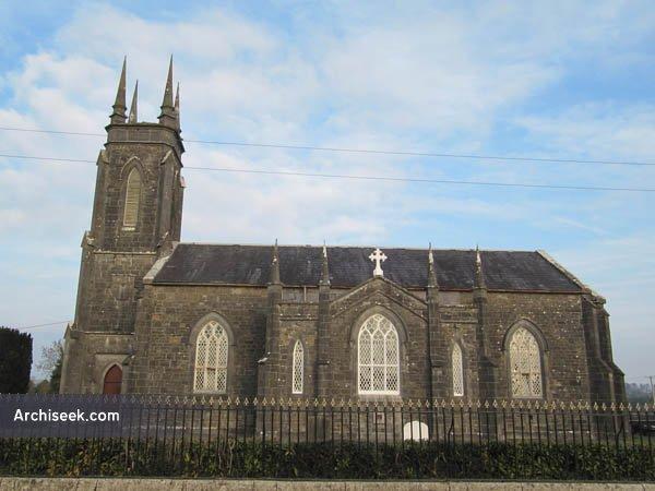 1832 – Saint George's Church, Kenagh, Co. Longford