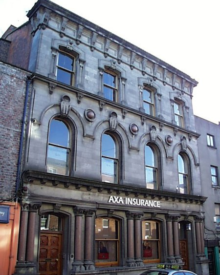 1860 &#8211; AXA Insurance, Drogheda, Co. Louth