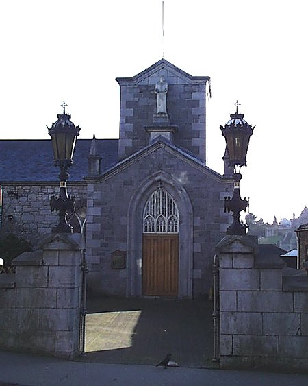 1829 – Former Franciscan Church, Drogheda, Co. Louth