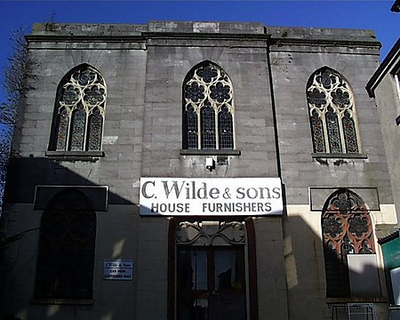 1811 – Former Wesleyan Methodist Church, Drogheda, Co. Louth