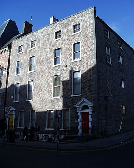 18th C. – Nos. 23-24 St Lawrence Street, Drogheda, Co. Louth
