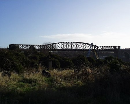 1855 – Railway Viaduct, Drogheda, Co. Louth