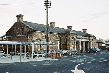 1860 &#8211; Railway Station, Drogheda, Co. Louth