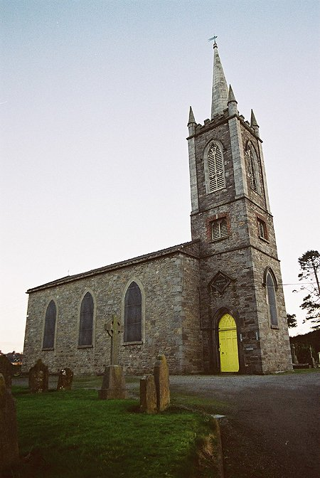 1807 &#8211; St Mary&#8217;s Church of Ireland, Drogheda, Co. Louth