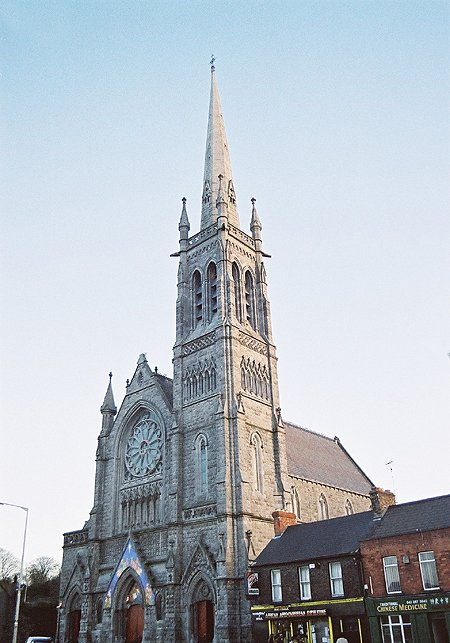 1892 – St. Mary's Church, Drogheda, Co. Louth