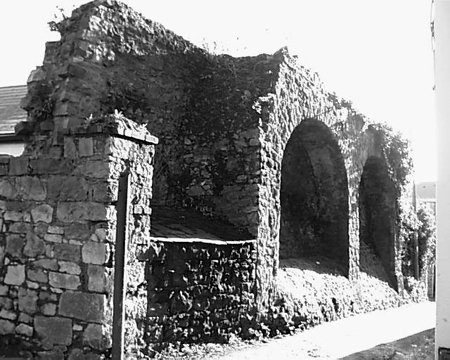 1334 – Town Walls, Drogheda, Co. Louth