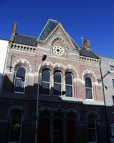 1865 – Whitworth Hall, Drogheda, Co. Louth