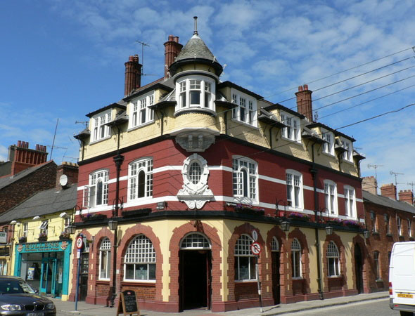 1902 &#8211; The Century Bar, Dundalk, Co. Louth