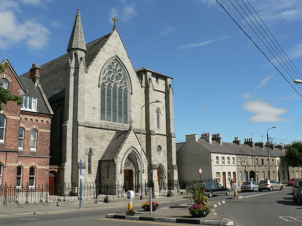 1867 &#8211; Dominican Church and Friary, Dundalk, Co. Louth