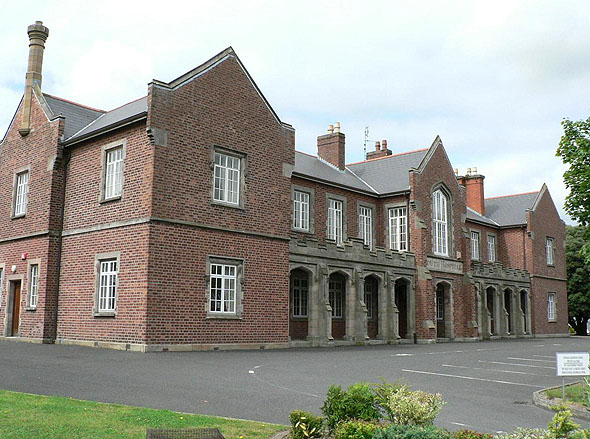 1834 – Former Louth Hospital, Dundalk, Co. Louth