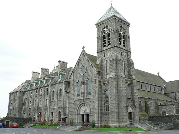 1892 &#8211; St. Joseph&#8217;s Redemptorist Church and Monastery, Dundalk, Co. Louth