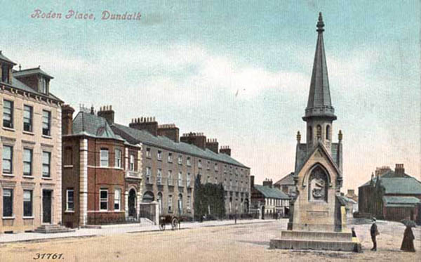 1879 – Kelly Monument, Roden Place, Dundalk, Co. Louth