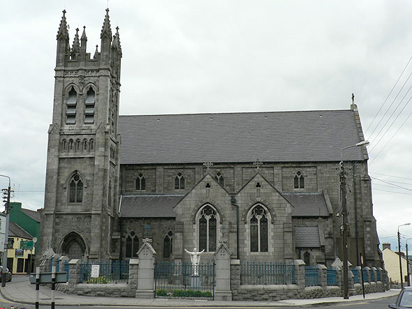 1860 &#8211; Church of St Nicholas, Dundalk, Co. Louth