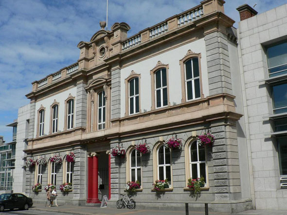 1859 &#8211; Town Hall, Dundalk, Co. Louth