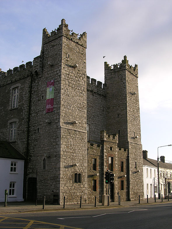 1600s &#8211; St. Leger&#8217;s Castle, Ardee, Co. Louth