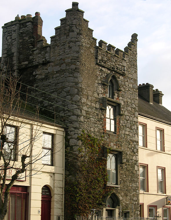 1600c – Hatch's Castle, Ardee, Co. Louth