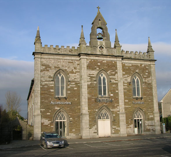 1829 &#8211; Former Catholic Church, Ardee, Co. Louth