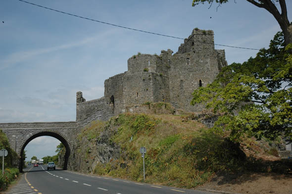 1200 – King John's Castle, Carlingford, Co. Louth