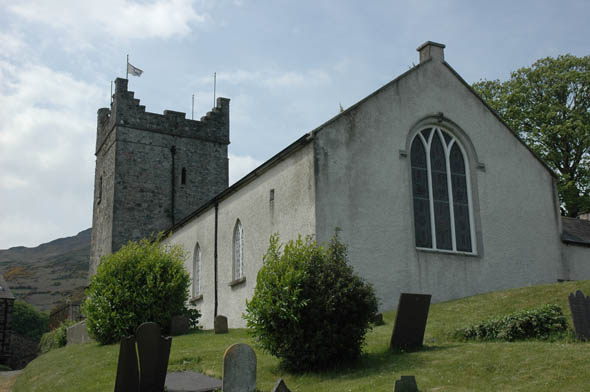 1821 – Former Church of Ireland, Carlingford, Co. Louth