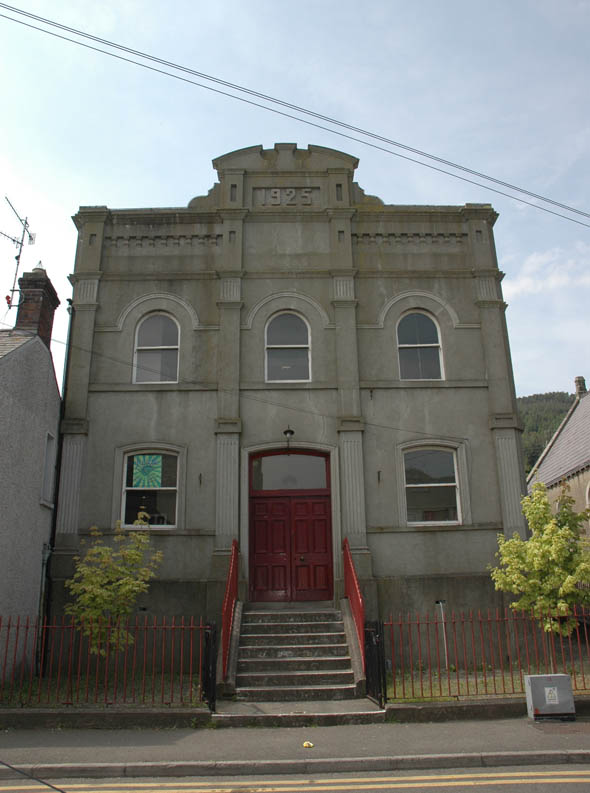 1925 – St. Michael's Hall, Carlingford, Co. Louth