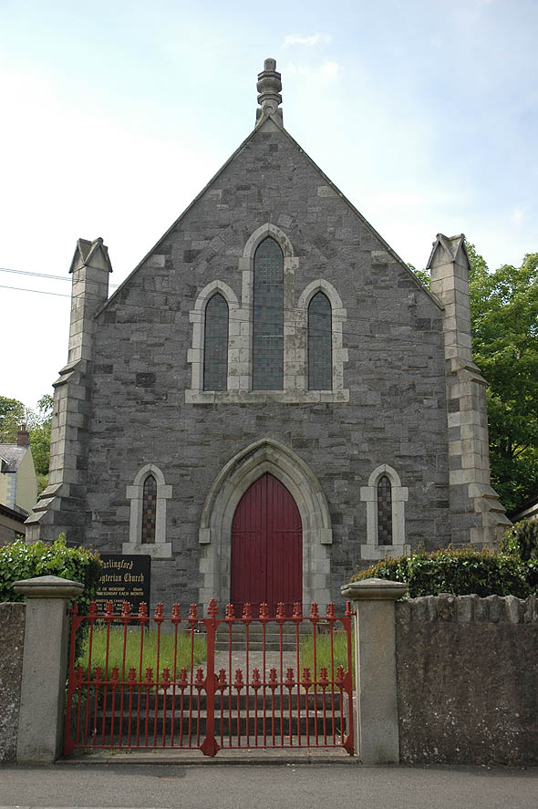 1869 &#8211; Presbyterian Church, Carlingford, Co. Louth
