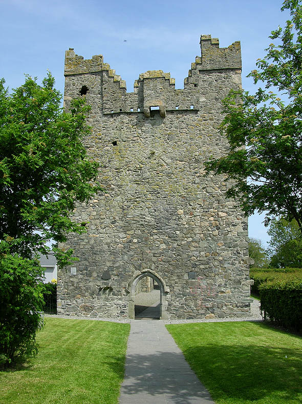 14th C. Dominican Friary, Carlingford, Co. Louth