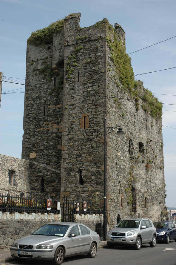 16th C. &#8211; Taffee&#8217;s Castle, Carlingford, Co. Louth