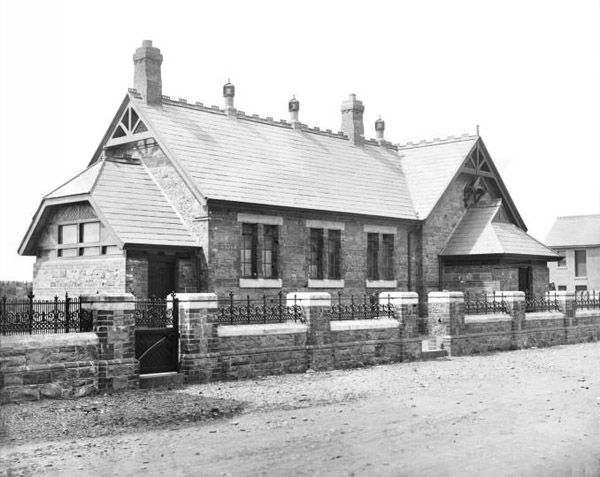 1873 – School, Euston Street, Greenore, Co. Louth