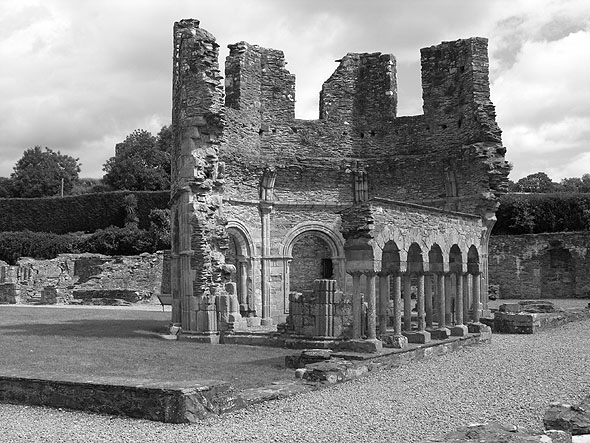 1142 – Mellifont Abbey, Co. Louth
