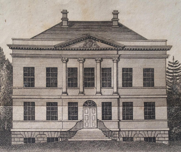1785 &#8211; Rokeby Hall, Dunleer, Co. Louth