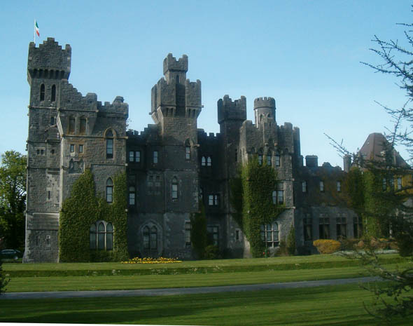 1881 – Ashford Castle, Cong, Co. Mayo