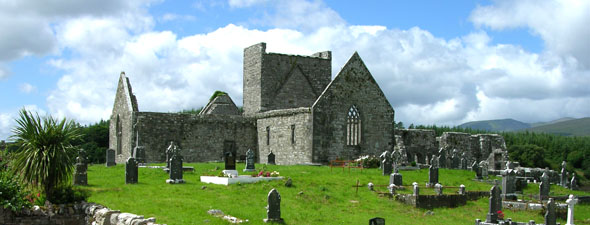 1469 – Burrishoole Abbey, Newport, Co. Mayo