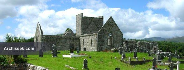 1469 – Burrishoole Abbey, Newport, Co. Mayo