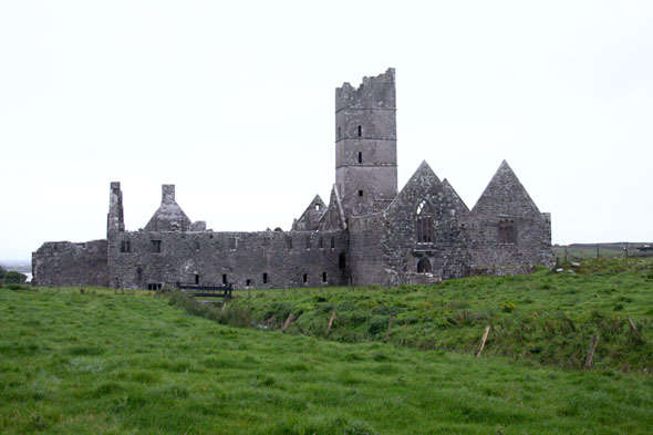 1462 – Moyne Abbey, Co. Mayo