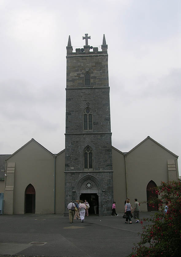 1800c – Church of St. John the Baptist, Knock, Co. Mayo
